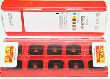 *** SALE *** R245-12 T3 M-PM 4230 SANDVIK *** 10 INSERTS *** 1 FACTORY PACK ***
