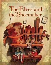 The Elves and the Shoemaker (Classic Fairy Tale Collection)-ExLibrary
