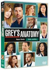 Grey's Anatomy - Stagione 9 (6 DVD) - ITALIANO ORIGINALE SIGILLATO -
