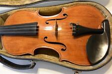 OLD  ANTIQUE  VIOLIN  FRIEDRICH  BAUER  KLINGENTHAL  4/4