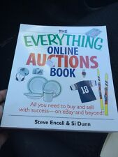 The Everything Online Auctions Book: All You Need to Buy and Sell with Success--