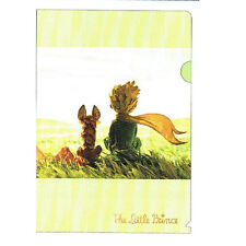 Official The Little Prince Movie Le Petit Clear File Folder Japan Saint-Exupery