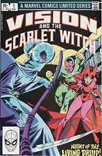 Vision and Scarlet Witch #1-4 (1982 Marvel) as seen in Avengers: Age of Ultron
