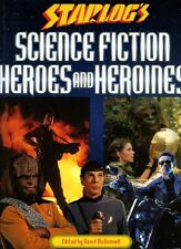 STARLOG'S SCIENCE FICTION HEROES AND HEROINES 1995 1st EDITION