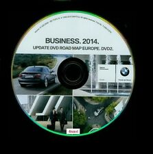 BMW Europa Europe Business 2014 Update DVD Road Map 1er E81 3er E90 5er E60 6er*