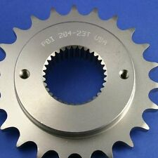HARLEY DAVIDSON MAINSHAFT SPROCKET,86-06 BIG TWIN 5 SPEED,NO OFFSET,530CHAIN,23T