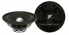 "ORION HCCA84N +2YR WRNTY 8"" 2000W 4 OHM COMP MID RANGE CAR AUDIO STEREO SPEAKER"