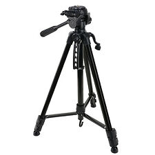 63P Professional Flexible Travel Tripod&Pan Head Portable Travel For DSLR Camera