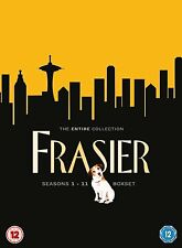 "FRASIER - THE COMPLETE SERIES SEASONS 1-11  DVD BOX SET 44 DISCS ""on sale"""