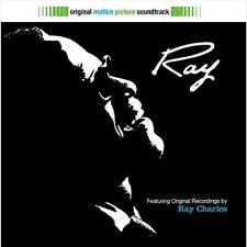 RAY [Original Motion Picture Soundtrack](CD 2004) USA Import EXC Ray Charles