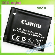 Genuine Original Canon NB-11L NB11L CB-2LFE Battery For IXUS125 IXUS132 IXUS140