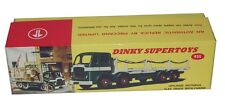 DINKY Reproduction Box 935 Leyland Octopus Flat Truck with Chains