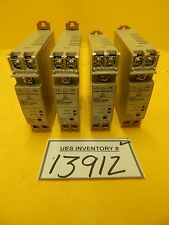 Omron S8VS-03005 DIN Rail Power Supply Reseller Lot of 4 Used Working