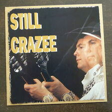"POP-KARD feat. DAVE HILL - SLADE - STILL CRAZEE , 6x6"" greeting card aai"