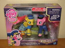 My Little Pony Friendship is Magic Pinkie Pie & Fluttershy as Wonderbolts - New!