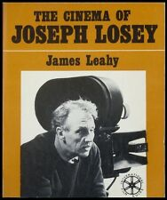 The Cinema of Joseph Losey - Softcover (International Film Guide Series) 1967