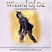 WIZARD OF OZ - 6 Favourite Children's Stories (UK Import),Artist - Compilation,