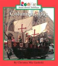 Columbus Day (Rookie Read-About Holidays)-ExLibrary