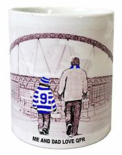Queens Park Rangers QPR Mug Football shirt Fathers Day Xmas New Gift