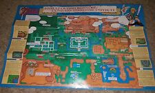 The Legend Of Zelda A Link To The Past Hyrule Overworld MAP SNES Eng/Spanish