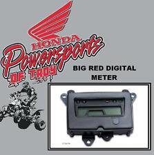 NEW GENUINE 09 10 11 12 13 HONDA BIG RED MUV DIGITAL METER KIT SPEEDOMETER
