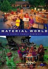 Material World : A Global Family Portrait by Sierra Club Books Staff and Peter M
