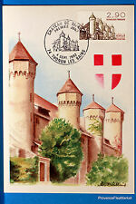 Yt A 2232 CHATEAU DE RIPAILLE   FRANCE  CARTE MAXIMUM 1° JOUR FCP