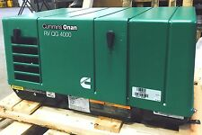 Cummins Onan Quiet Gasoline Series RV QG 4000 RV generator set - NEW