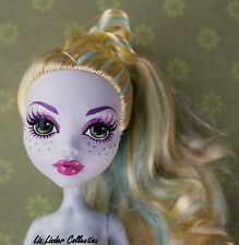 MONSTER HIGH ~ Lagoona Dot Dead Gorgeous DDG HEAD ONLY for Repaint / Replacement