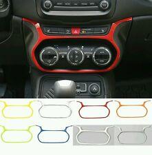 ABS Cover decorativa Cornice Aria Condizionata Copertura Jeep Renegade 7 colori