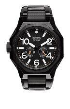 NIXON Men's THE TANGENT Wrist Watch - A397 001 - ALL BLACK - NWT
