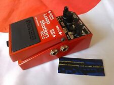 BOSS rc-2 LOOP STATION EFFETTO PEDALE Crochet