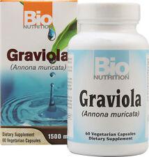 Graviola, BioNUTRITION, 60 caplet