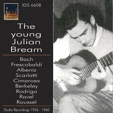 Albeniz / Bach / Bre - Young Julian Bream 1956 [New CD]
