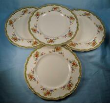 4 Lichfield Dinner Plates Johnson Brothers England Old Staffordshire (O) AS IS