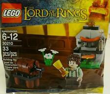 LEGO 30210 THE LORD OF THE RINGS FRODO WITH COOKING CORNER POLYBAG MISB NEW