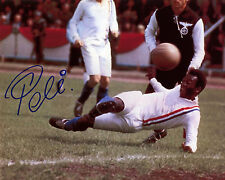 Pele - Luis Fernandez - Escape to Victory - Signed Autograph REPRINT
