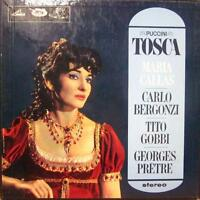 "Puccini(2x12"" Vinyl LP Box Set)Tosca-HMV-SAN 149-150-UK-VG/VG"