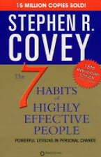 The 7 Habits of Highly Effective People: Powerful Lessons in Personal Change...