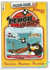 PENGU WARS jeu video de startégie pingouins passion casual PC ordinateur neuf