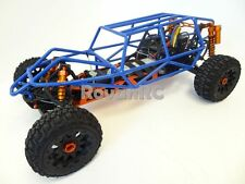 Rovan Blue Steel Metal Buggy Sand Rail Roll Cage Fits HPI Baja 5B SS King Motor