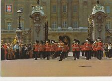 London Queen's Guards Parade Postcard 204a