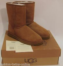 UGG Australia Stiefel Classic Short boots 5825 W / CHE - chestnut - 37 / US 6