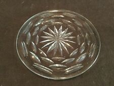 1 BREAD AND BUTTER PLATE IN THE WATERFORD CRYSTAL TRALEE PATTERN