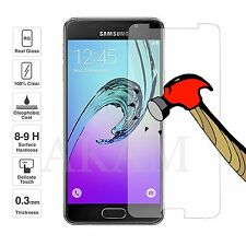 100% Genuine Tempered Glass Film Screen Protector Samsung Galaxy A3 2016 A310F