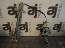 NISSAN TERRANO SPORT 3.0 2003 PASSENGER SIDE REAR ELECTRIC WINDOW REGULATOR