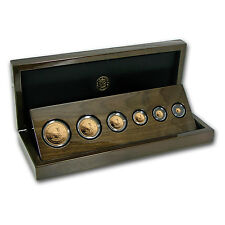 2017 South Africa 6-Coin Krugerrand 50th Anniversary Proof Set - SKU #114878