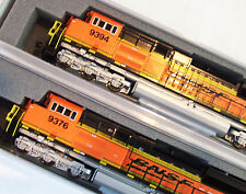 KATO 1768435 + 1768434 N 2 LOCO  COMBO  SD70ACe BNSF  9376+9394 - 2 LOCOS NEW