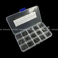 15value 90pcs @6pcs Resistor Network 6-Pin Box Kit