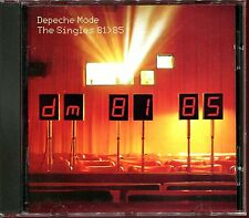 DEPECHE MODE - THE SINGLES 81 / 85 - CD ALBUM BEST OF [84]